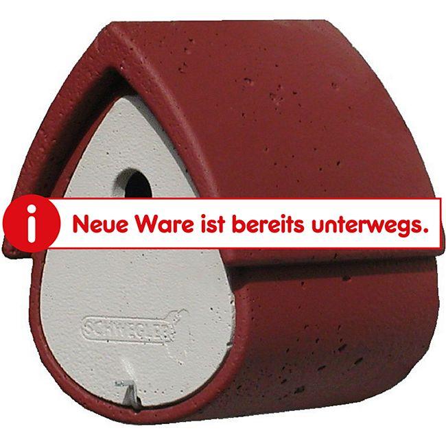 Schwegler Meisenresidenz 1MR, rot/grau - Bild 1