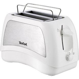 Tefal Toaster DELFINI PLUS TT131E weiss - Bild 1