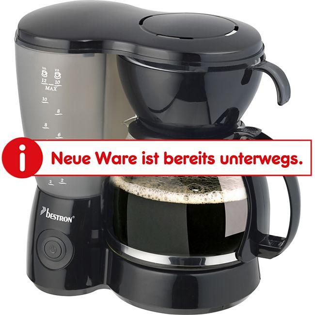Bestron Kaffeeautomat ACM6081Z - Bild 1