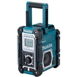 Makita Akku-Baustellenradio 7,2V-18V DMR 108 / BlueTooth ( Ohne Akku ) - Bild 1