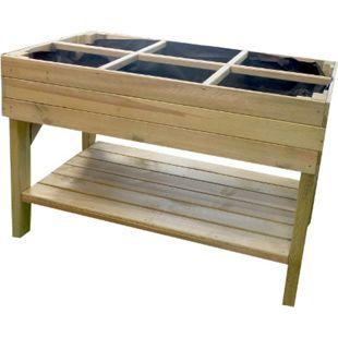 FOREST-STYLE Holz-Hochbeet Paprika 120x60x85cm - Bild 1