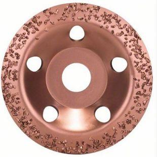Bosch Hartmetalltopfscheibe 115mm grob/schräg 2608600178 - Bild 1