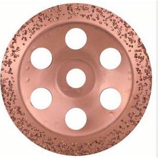 Bosch Hartmetalltopfscheibe 180mm grob/schräg  2608600367 - Bild 1