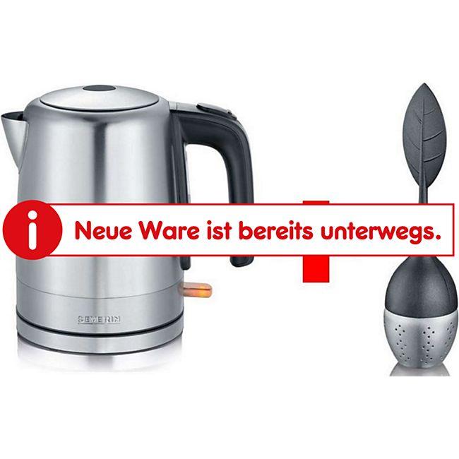 Severin Wasserkocher 1,0l Edelstahl Jubi-Edition WK 9477 - Bild 1