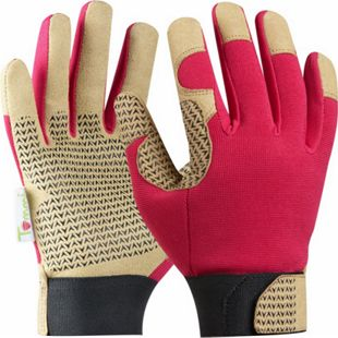 "Tommi Handschuh ""Haselnuss"" M - Bild 1"