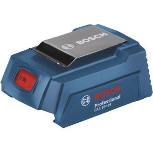 Bosch Ladegerät GAA 18 V-24 2 x USB  1600A00J61 - Bild 1