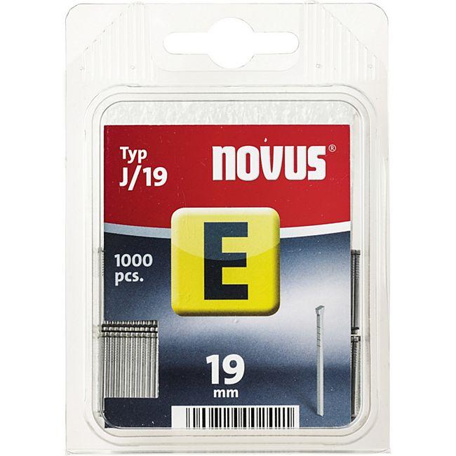 Novus Nagel E J 19 PACK = 1000 Stück  044-0064 - Bild 1