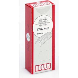 Novus Klammer H 37/6 mm 5000 Stk. 042-0535 - Bild 1