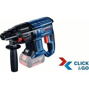 "Bosch Akku Bohrhammer GBH 18 V-20 ""Clic-Solo"" L-Boxx 0611911001 - Bild 1"