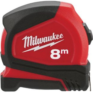 Milwaukee Pro-Compact Bandmaß 8 Meter / 25 mm - Bild 1