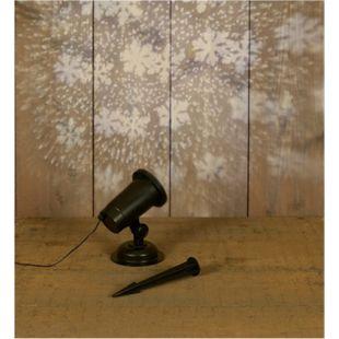 Coen Bakker LED Outdoor-Projektor Schneesturm - Bild 1