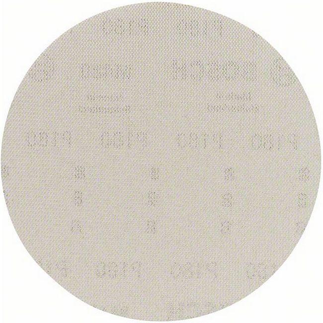 Bosch Klett-Netz-Schleifblätter M 480 NET 150 mm K 180 PACK= 5 Stück  2608621166 - Bild 1