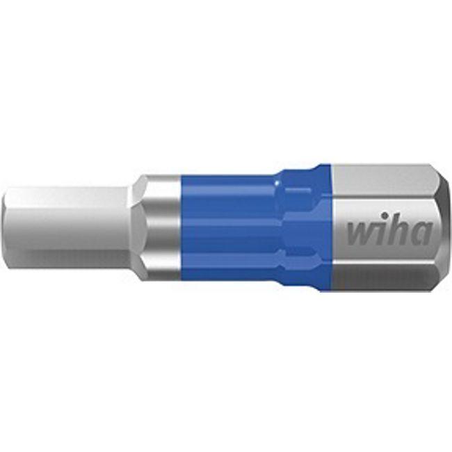 Wiha T-Bit 7013 T 906 SW 6 x 25 mm (5) 41614 - Bild 1