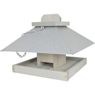 Gardissimo Vogelhaus 29x29x22cm grau - Bild 1
