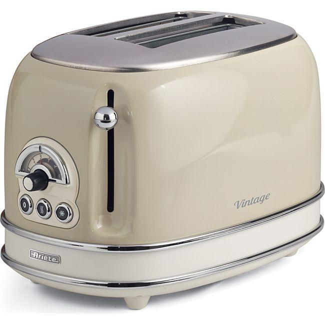 Ariete 2-Schlitz-Toaster 0155CR - Bild 1