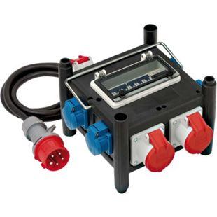 Brennenstuhl Kompakter Stromverteiler BSV3/32 2 IP 44 1x400V/32A-2x400V/16A+4x230V 1153690400 - Bild 1