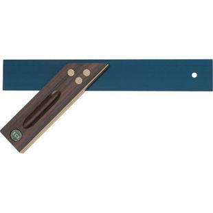 ECE Präzisions-Gehrungsmaß aus Palisanderholz 300 mm lang - Bild 1