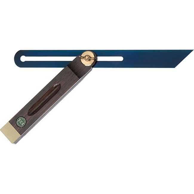 ECE Präzisions-Schmiege aus Palisanderholz 300 mm lang 411 - Bild 1