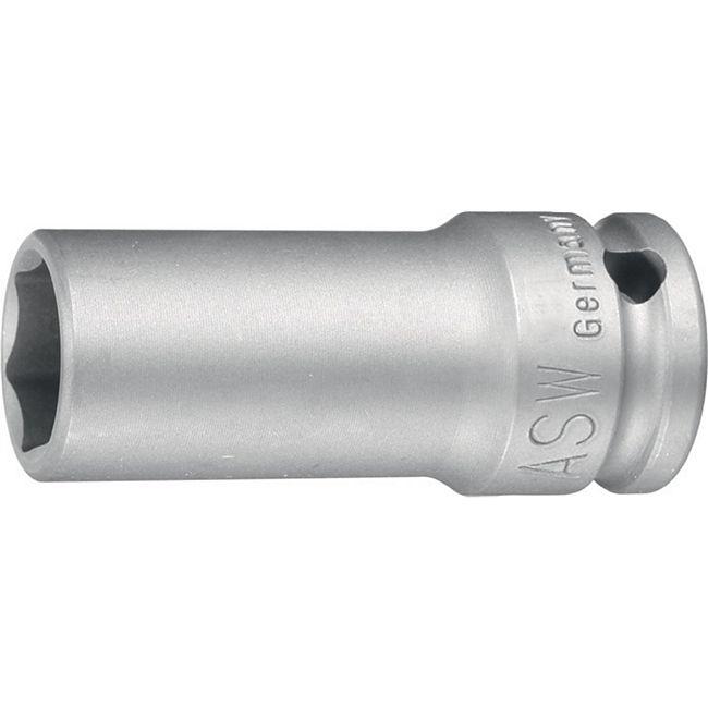 ASW Kraftschrauber-Einsatz DIN 3129 1/2 lang 17 mm 720 L SW 17 - Bild 1