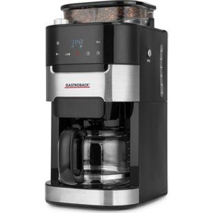 Gastroback Kaffeemaschine Grind & Brew Pro 42711 - Bild 1