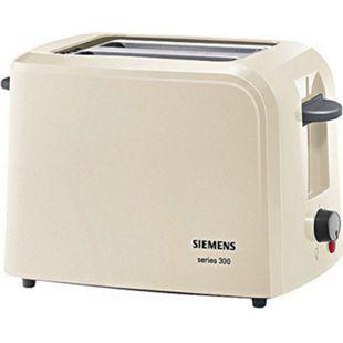 Siemens Kompakt Toaster series 300 TT3A0107 - Bild 1