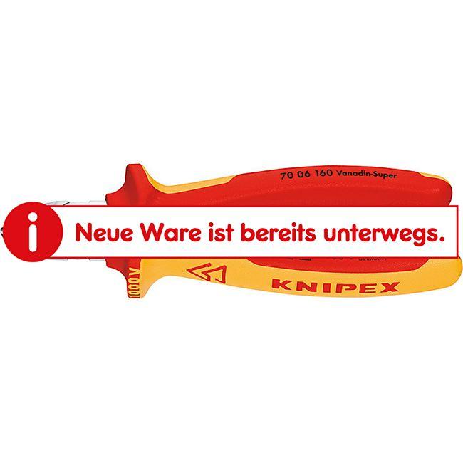Knipex Seitenschneider VDE 1000 V 160 mm 7006  7006160 - Bild 1