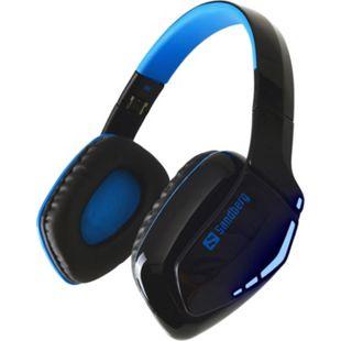 SANDBERG Blue Storm Drahtloses Headset - Bild 1