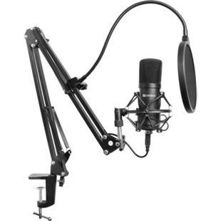 SANDBERG Streamer USB Mikrofon Kit - Bild 1