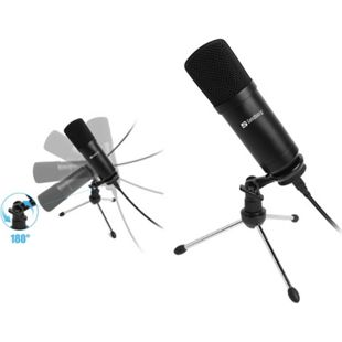 SANDBERG Streamer USB Tischmikrofon - Bild 1