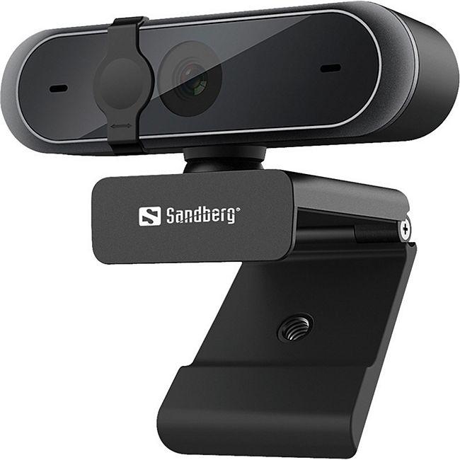 SANDBERG USB Webcam Pro - Bild 1