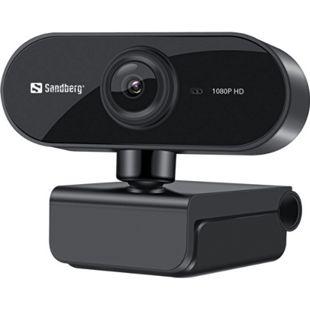 SANDBERG USB Webcam Flex 1080P HD - Bild 1