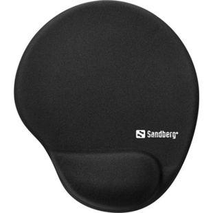 SANDBERG Gel-Mousepad mit Handgelenkstütze - Bild 1