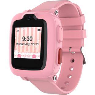 MYFIRST Fone S2 Kinder Smartwatch | Telefon Uhr | Video Anrufe | SIM Karten frei | Schulmodus | SOS-Funktion | Geo Fencing mit GPS Ortung | Schrittzähler | pink - Bild 1