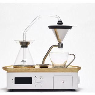 BARISIEUR Design Kaffeemaschine Tee Timer weiß - Bild 1