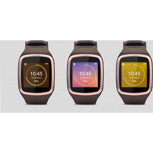 MYKRONOZ Smartwatch ZeSplash braun - Bild 1