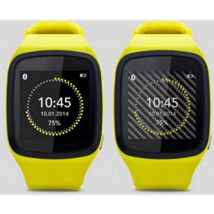 MYKRONOZ Smartwatch ZeSplash gelb - Bild 1