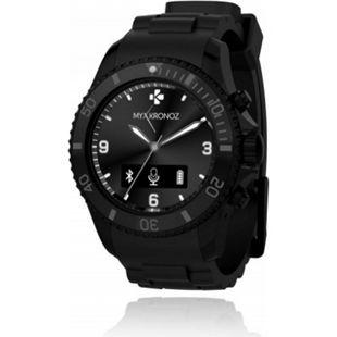MYKRONOZ Smartwatch ZeClock schwarz - Bild 1