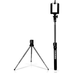 MIXBERRY SelfieMania Bluetooth Selfie Kit schwarz - Bild 1