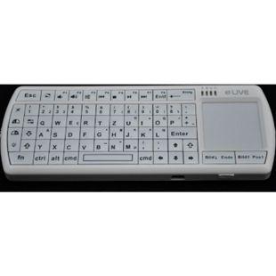 eLIVE Bluetooth 2.0 Micro Tastatur MAC - Bild 1