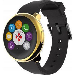 MYKRONOZ ZeRound Smartwatch goldgelb-schwarz - Bild 1