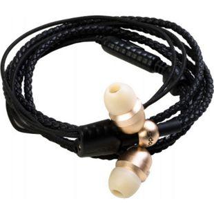 WRAPS Core Gold Armband Kopfhörer mit Mikro - Bild 1