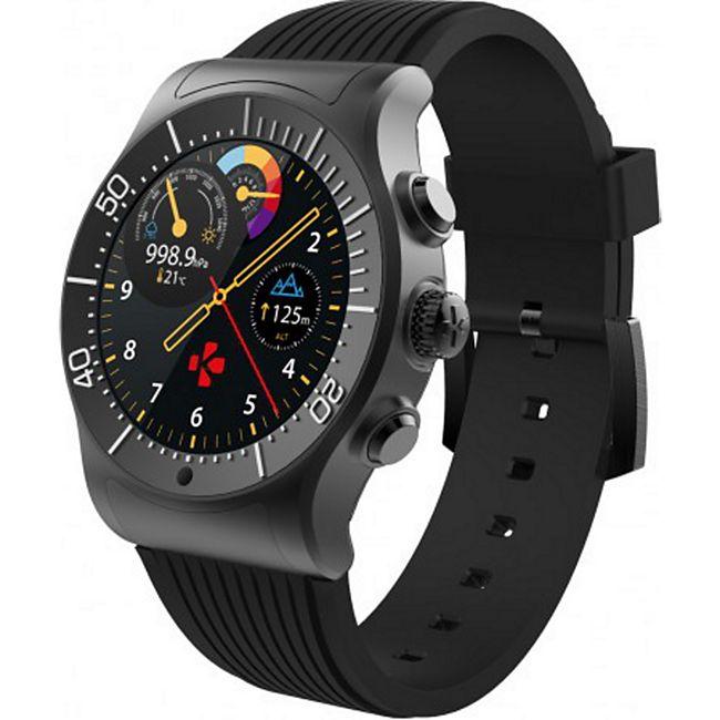 MYKRONOZ ZeSport Multisport GPS Smartwatch schwarz - Bild 1