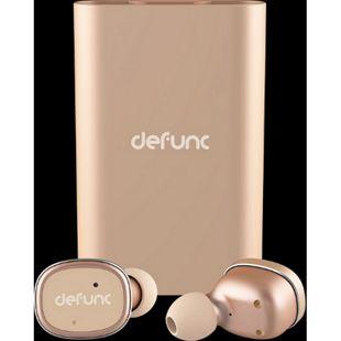 DEFUNC TRUE Wireless Kopfhörer mit Powerbank gold - Bild 1