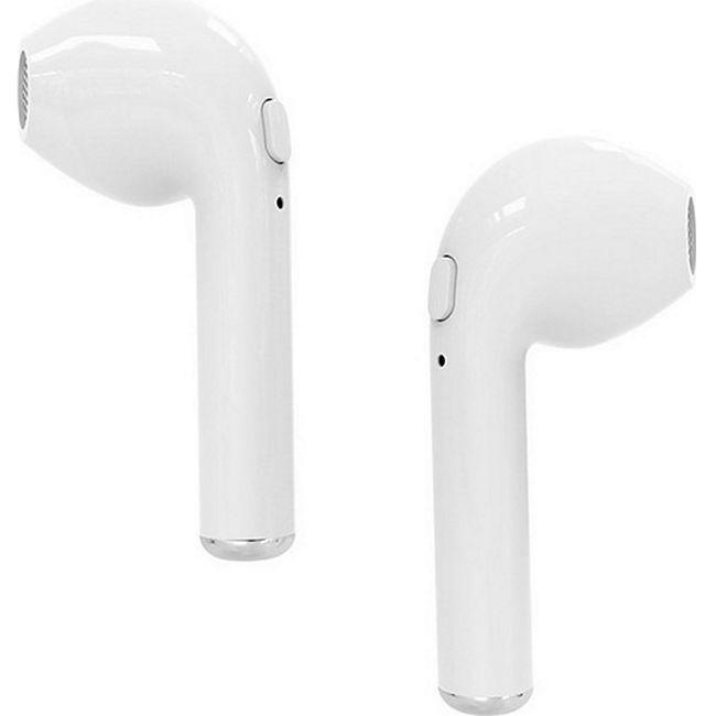 Media-Tech Bluetooth-Kopfhörer R-PHONES TWS MT3589W weiß - Bild 1