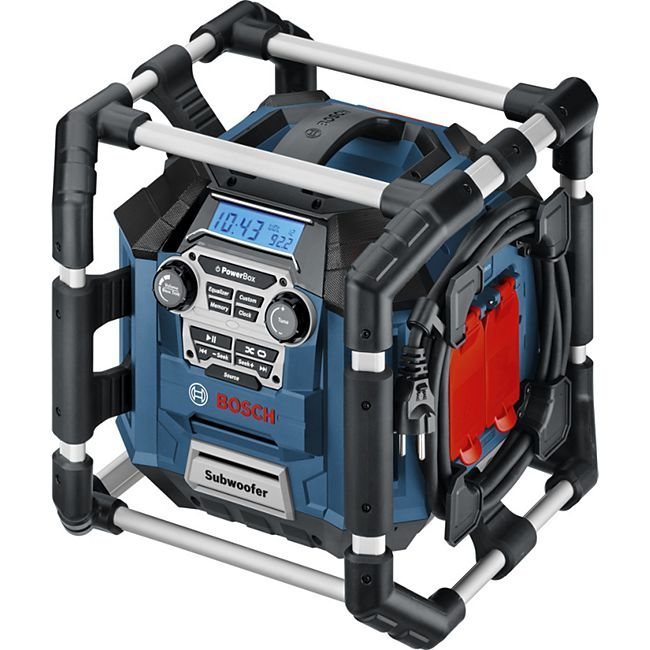 Bosch Baustellenradio Baustellenradio GML 20 Professional - Bild 1