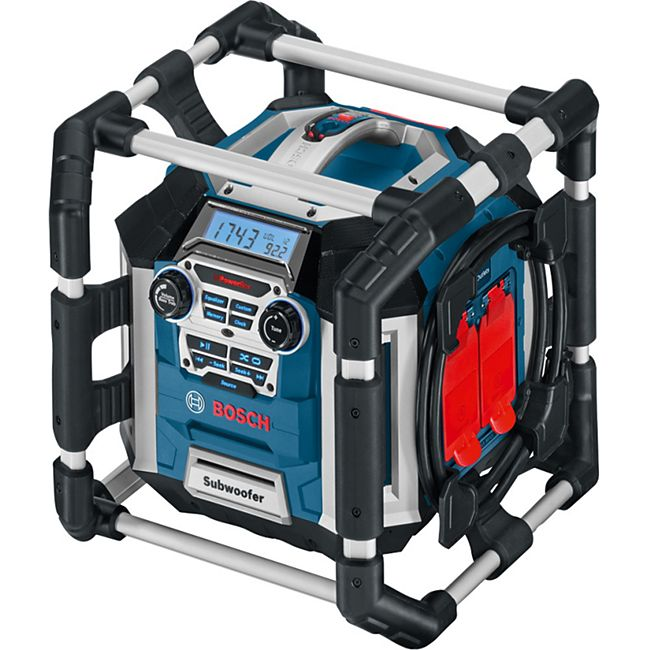 Bosch Baustellenradio Baustellenradio GML 50 Professional - Bild 1
