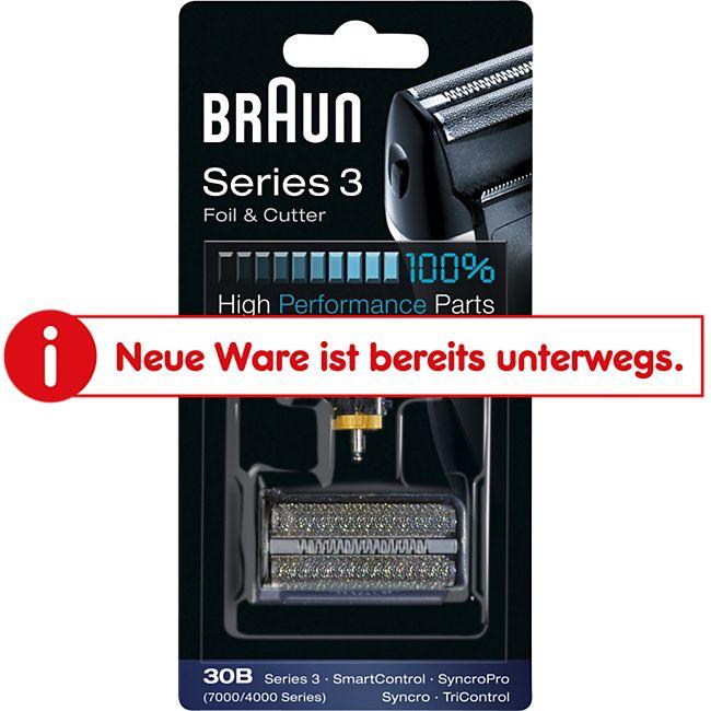 Braun Scherkopf Ersatzscherkopf Kombipack 30B - Bild 1