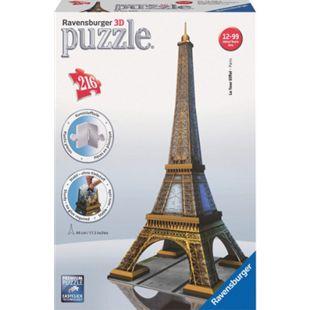 Ravensburger Puzzle 3D Puzzle - Eiffelturm - Bild 1