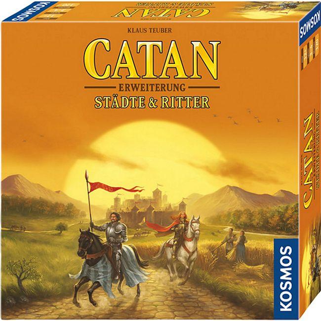 Kosmos Brettspiel CATAN - Städte & Ritter - Bild 1