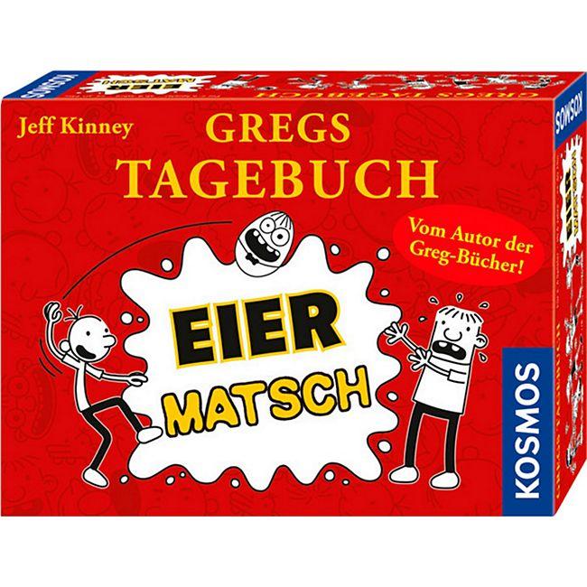 Kosmos Geschicklichkeitsspiel Gregs Tagebuch - Eier-Matsch - Bild 1
